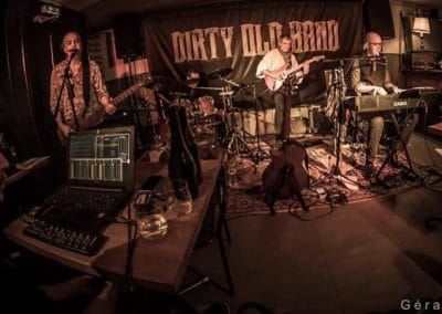 gallery dirty old band live pic 3